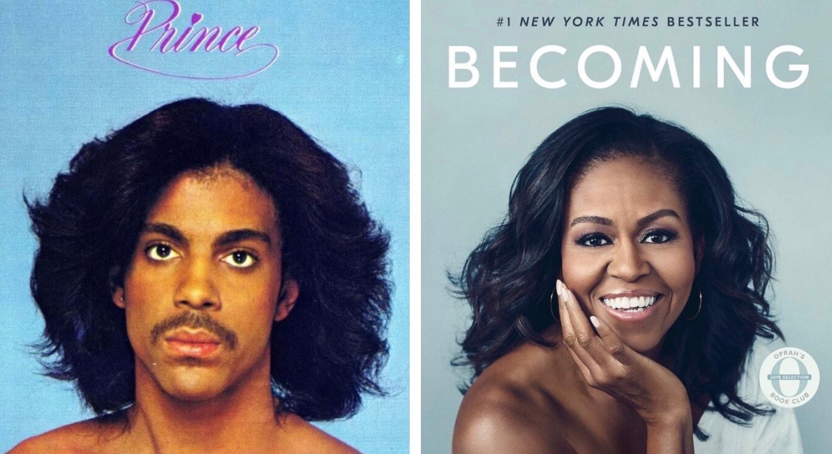 Michelle Obama y Prince